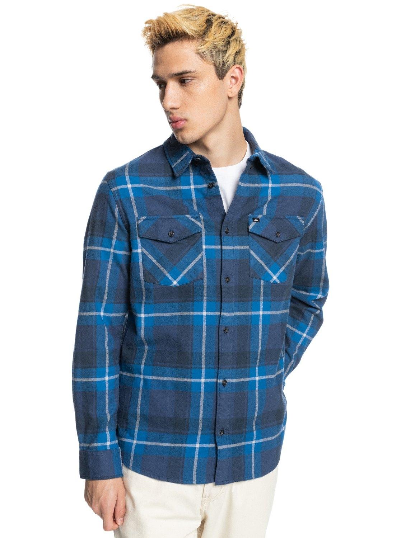 Quiksilver Overhemd met lange mouwen Draymen bij OTTO online kopen