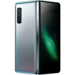 samsung »galaxy fold 5g« smartphone zilver