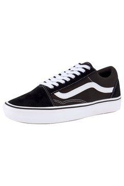 vans sneakers »comfycush old skool« zwart