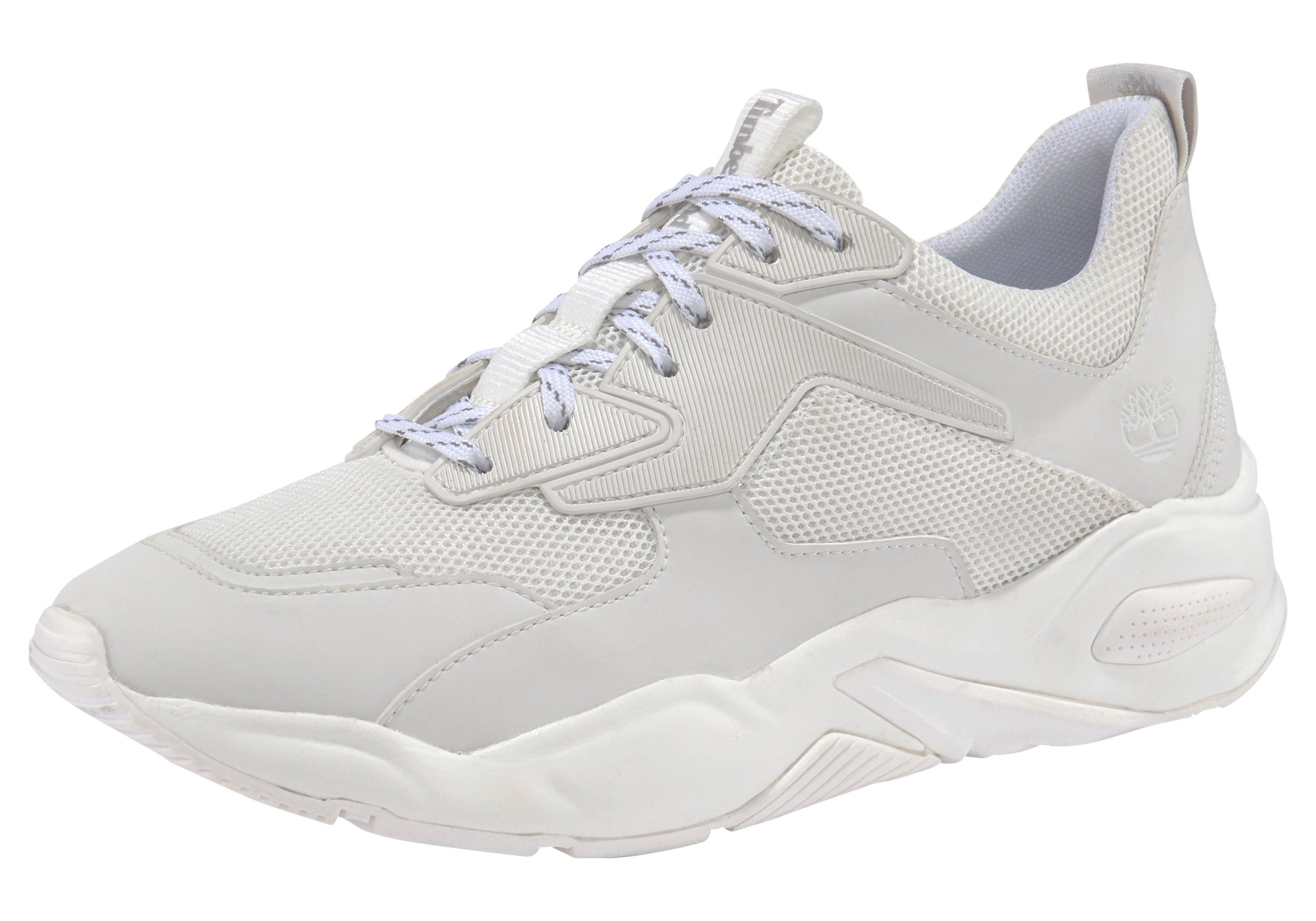 Timberland plateausneakers »DelphivilleTextileSneaker« voordelig en veilig online kopen